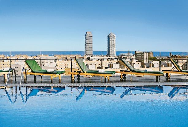 3 daagse stedentrip naar H10 Marina Barcelona in barcelona, spanje