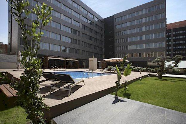 3 daagse stedentrip naar Villa Olimpica Suites in barcelona, spanje