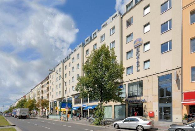 3 daagse stedentrip naar Best Western City Ost in berlijn, duitsland
