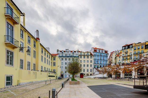 3 daagse stedentrip naar Americano Inn Rossio in lissabon, portugal