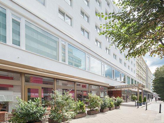 3 daagse stedentrip naar Sorat Ambassador in berlijn, duitsland